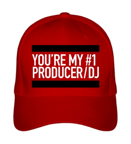Бейсболка You are my No1 producer DJ