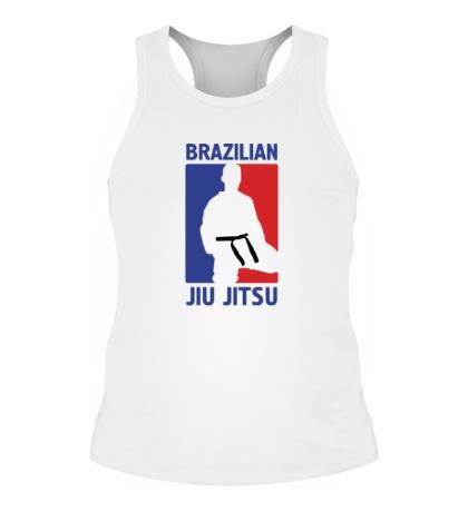 Мужская борцовка Brazilian Jiu jitsu