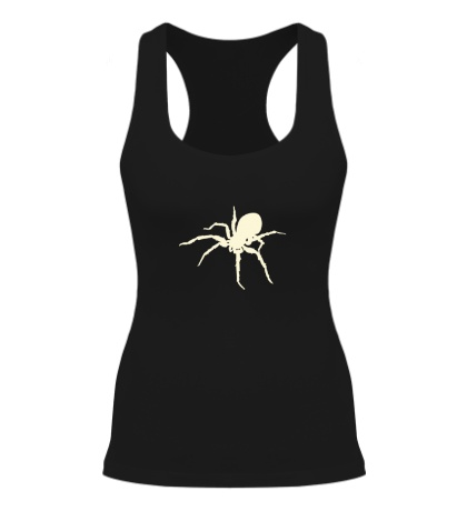 Женская борцовка Ядовитый паук, свет