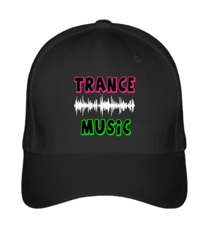 Бейсболка «Trance music»