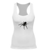 Женская борцовка Ядовитый паук