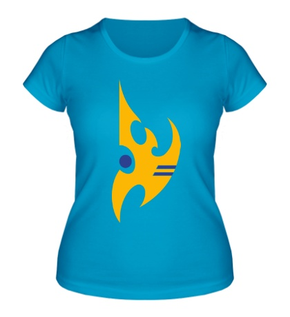 Женская футболка Protoss Logo