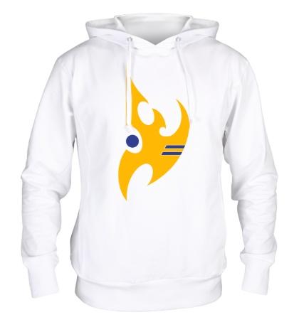 Толстовка с капюшоном Protoss Logo