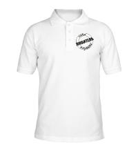 Рубашка поло Любитель рыбалки и пива