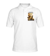 Рубашка поло Медведь Тэд