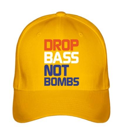 Бейсболка Drop bass not bomb
