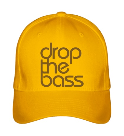 Бейсболка Drop the Bass Please