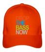 Бейсболка «Drop the bass now» - Фото 1