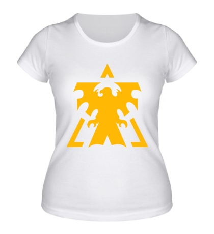 Женская футболка Terran Logo