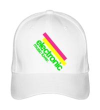 Бейсболка Electronic music lover