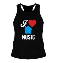 Мужская борцовка I Listen House Music