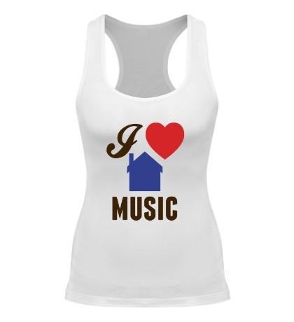 Женская борцовка I Listen House Music