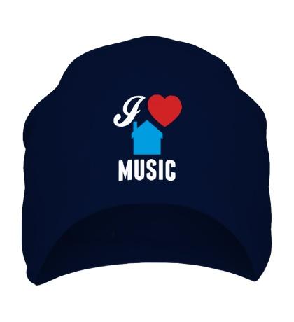 Шапка I Listen House Music