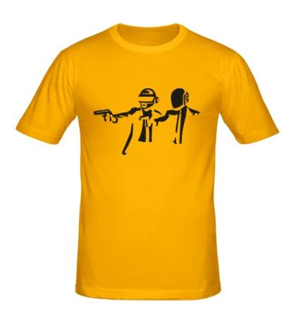 Мужская футболка Daft Punk Boys