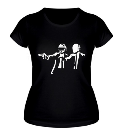 Женская футболка «Daft Punk Boys»