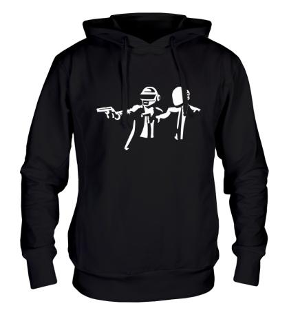 Толстовка с капюшоном Daft Punk Boys