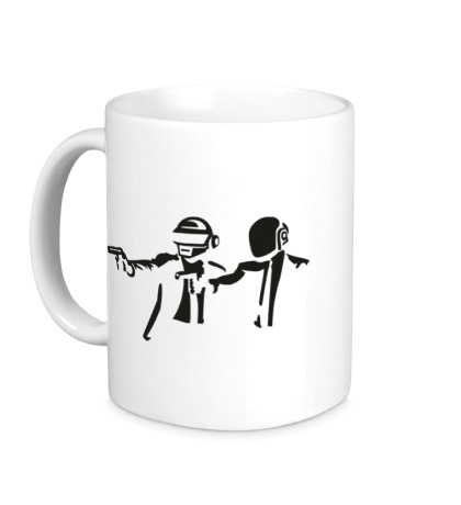 Керамическая кружка Daft Punk Boys