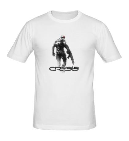 Мужская футболка Crysis