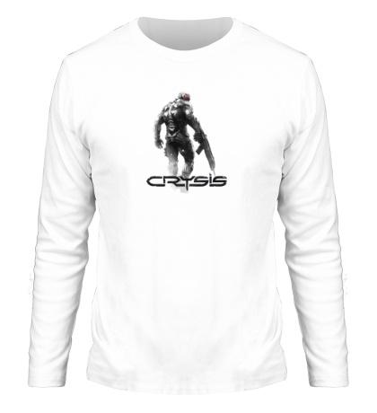 Мужской лонгслив Crysis