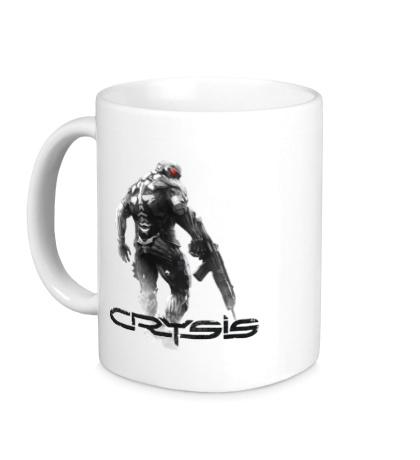 Керамическая кружка Crysis
