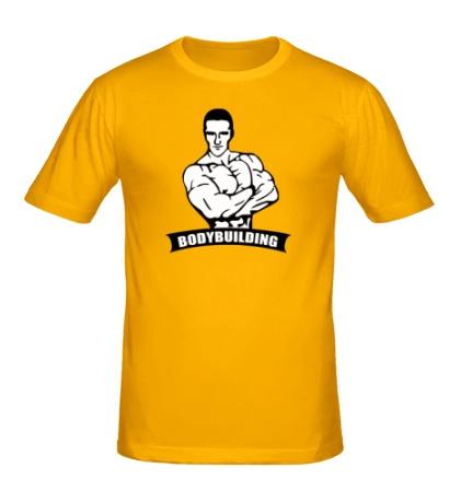 Мужская футболка Mens Bodybuilding