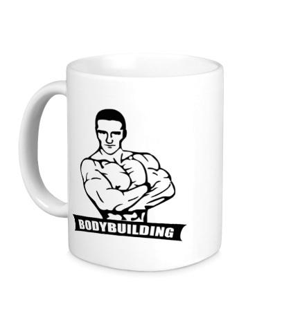 Керамическая кружка Mens Bodybuilding