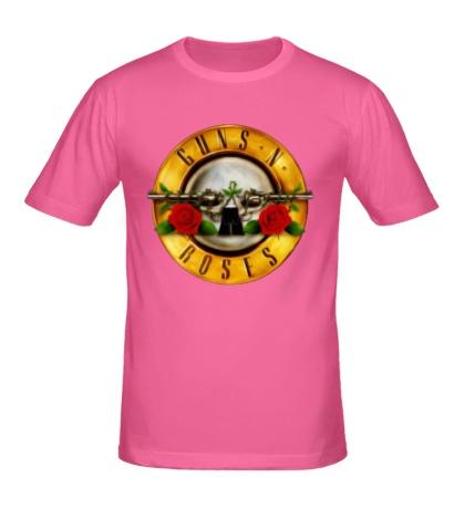 Мужская футболка Guns N Roses