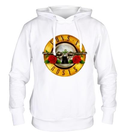 Толстовка с капюшоном Guns N Roses