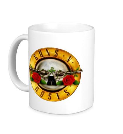 Керамическая кружка Guns N Roses