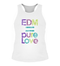 Мужская борцовка EDM pure love