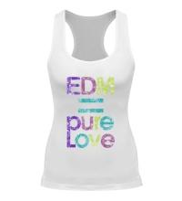 Женская борцовка EDM pure love