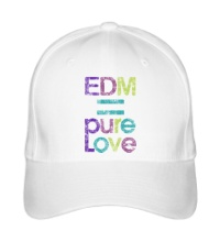 Бейсболка EDM pure love