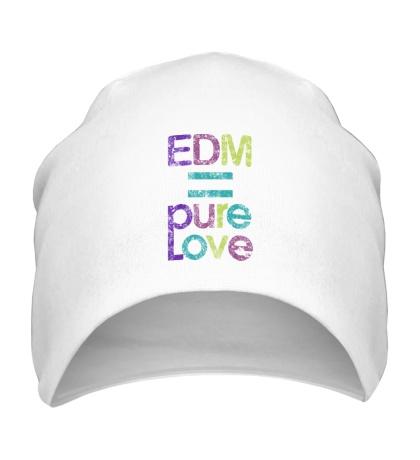 Шапка EDM pure love