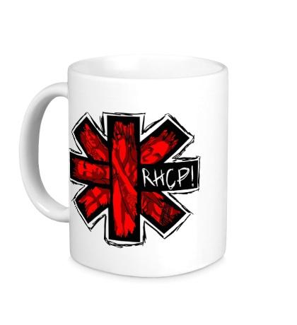 Керамическая кружка RHCP