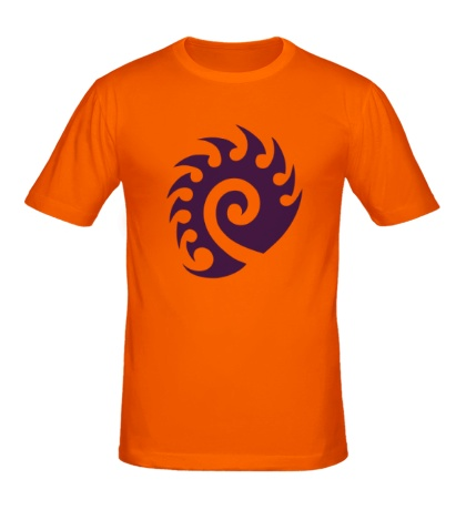 Мужская футболка Zerg Logo