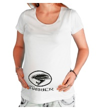 Футболка для беременной Toyota Harrier Light