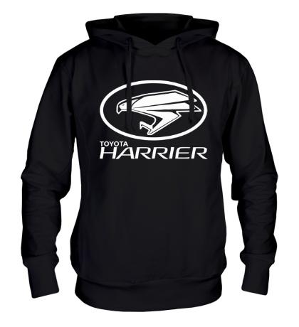 Толстовка с капюшоном Toyota Harrier Light