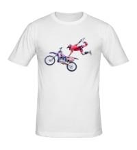 Мужская футболка Moto Extreme