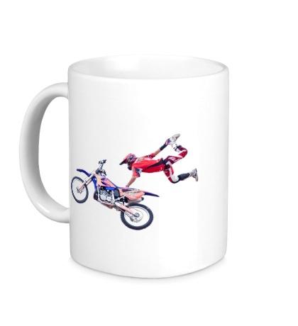 Керамическая кружка Moto Extreme