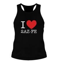 Мужская борцовка I love 2AZ-FE