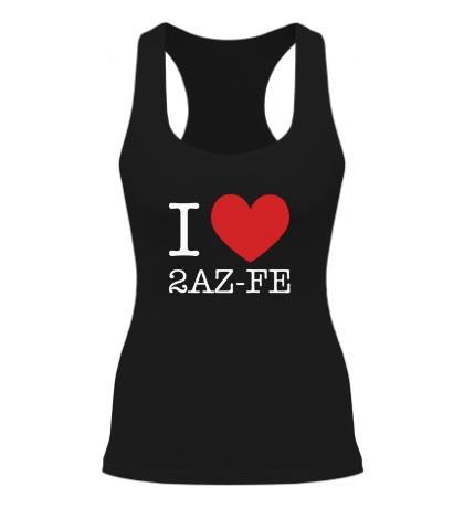 Женская борцовка I love 2AZ-FE
