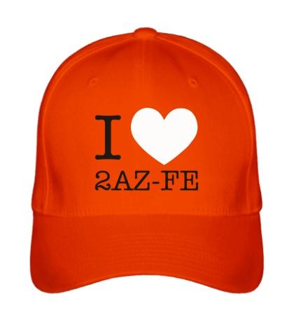 Бейсболка I love 2AZ-FE