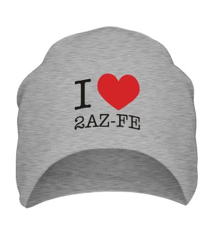 Шапка I love 2AZ-FE