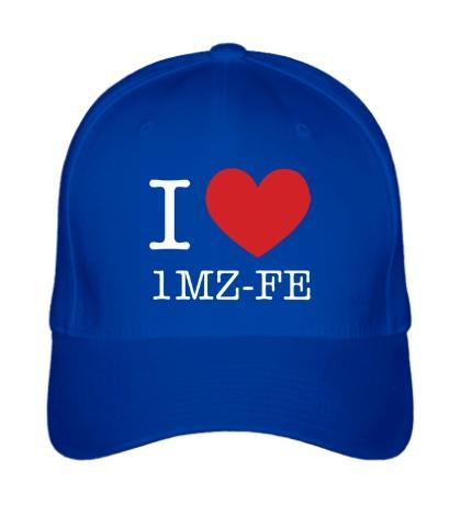 Бейсболка I love 1MZ-FE