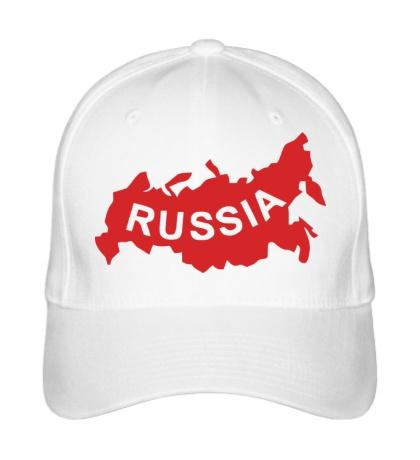 Бейсболка Карта России