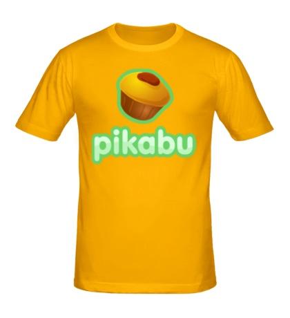Мужская футболка Pikabu