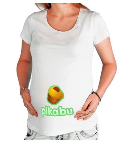 Футболка для беременной Pikabu