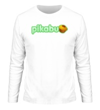 Мужской лонгслив Pikabu Logo