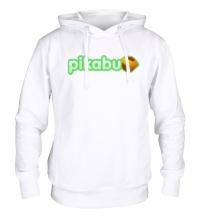 Толстовка с капюшоном Pikabu Logo