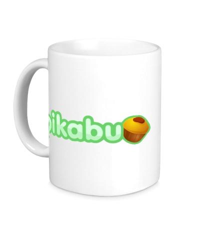 Керамическая кружка Pikabu Logo